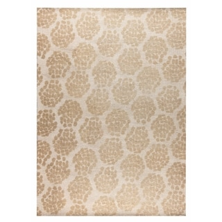 M.A.Trading Hand-woven Midland Beige (5'x8')