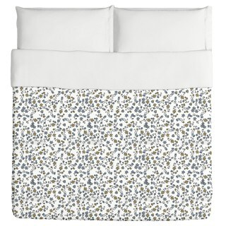 Sea of Blossoms Everywhere Duvet Cover