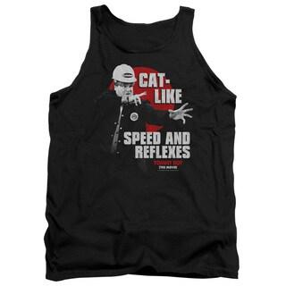 Tommy Boy/Cat Like Adult Tank in Black