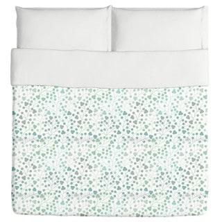 Berries in Winter Duvet Cover