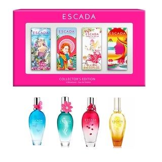 Escada Women's 4-piece Mini Fragrance Gift Set
