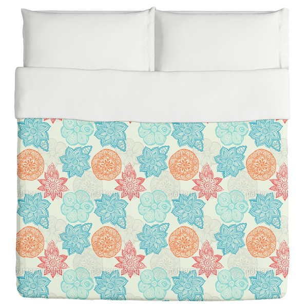 Mandala Dreams Duvet Cover
