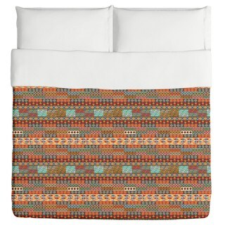 Ethno Stripes Duvet Cover (2 options available)
