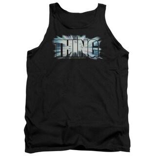 Thing/Logo Adult Tank in Black