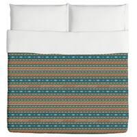 Tribal Stripes Duvet Cover