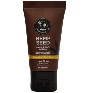 Earthly Body Hemp Seed Dreamsicle 1-ounce Hand and Body Lotion