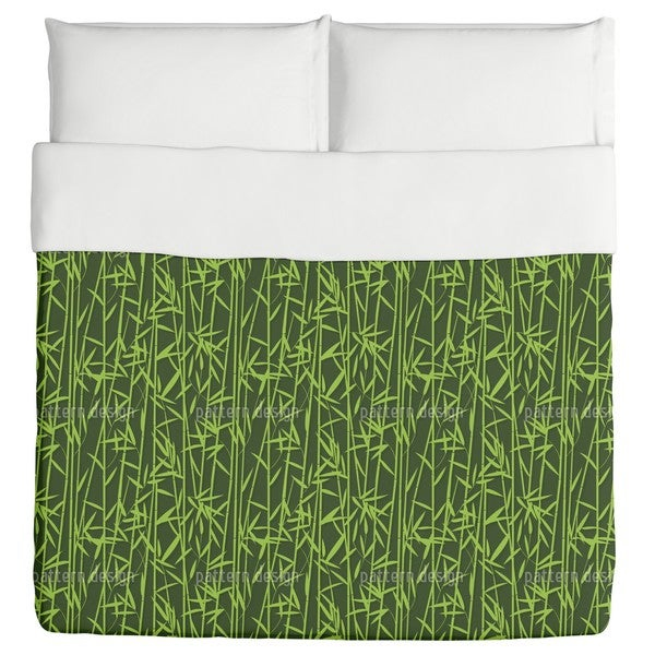 Big Bamboo Duvet Cover