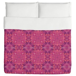 Ornament of Miracles Duvet Cover