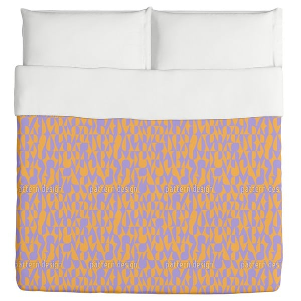 Eulatik Drop Duvet Cover