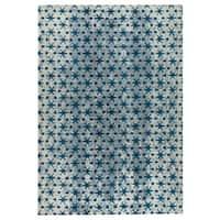 Handmade M.A.Trading Modesto Blue (India) - 9' x 12'
