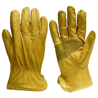 Big Time Products 9122-26 True Grip Full Grain Leather Gloves