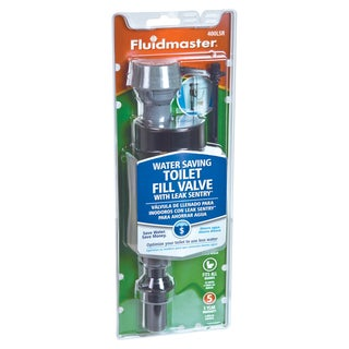 Fluidmaster 400LSRP4 Leak Sentry Pro Fill Valve