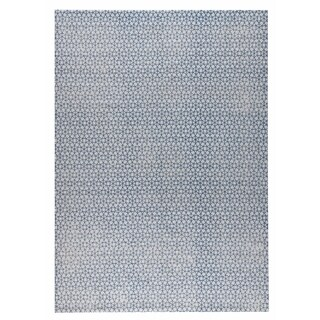 M.A.Trading Hand-woven Norman Blue - 8' x 10'