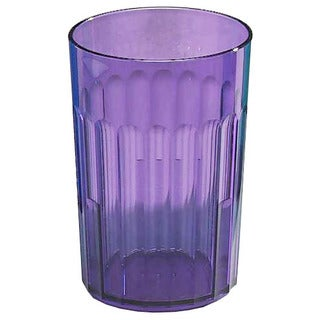 Arrow Plastic 00106 10 Oz Rainbow Tumblers