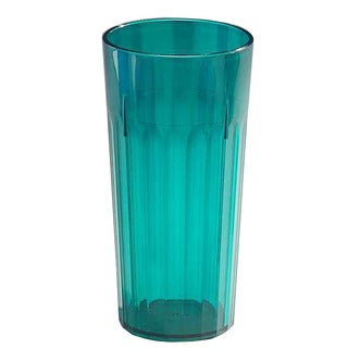 Arrow Plastic 00109 16 oz. Rainbow Tumbler-Assorted Colors