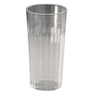 Arrow Plastic 00119 16 Oz Clear Tumbler