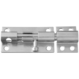 "Stanley Hardware 763760 4"" Zinc Heavy Barrel Bolts"