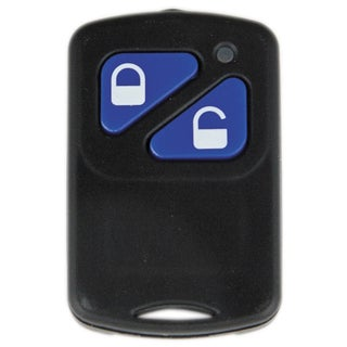 Ultra Hardware 43335 Black Remote Control Deadbolt Key Fob