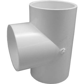 "Genova Products 31430 3"" PVC Slip Tee"