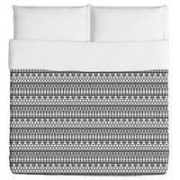 Tribal Monochrome Duvet Cover