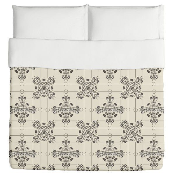 Filigrano Duvet Cover