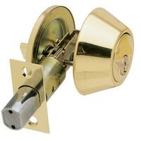 Ultra Hardware 43967 Single Cylinder Ultra Security Deadbolt
