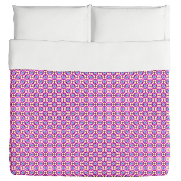 Sweet Flora Bella Duvet Cover