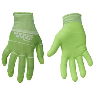 Boss Gloves 9404GS Small Green Womens Muddy Mate Gloves