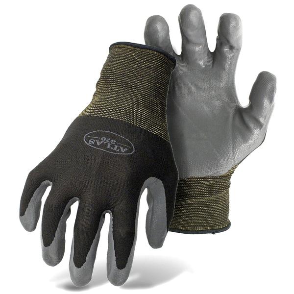 Atlas Glove 8441L Atlas-Fit Nitrile Tough Gloves