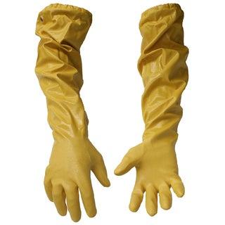 Atlas Glove 8772L Cotton Lined Atlas Nitrile Coated Work Gloves