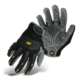 Cat Gloves CAT011218L Large Black High Impact Work Glove