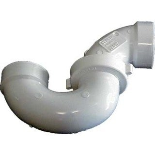 "Genova Products 78315 1-1/2"" Sch. 40 PVC-DWV Adjustable P-Trap With Union"