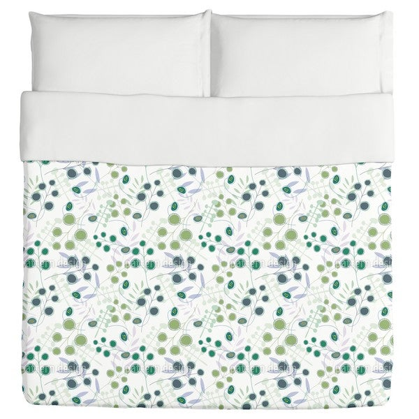 Spring Party Duvet Cover