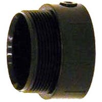 "Genova Products 80430 3"" ABS-DWV Male Adapters"