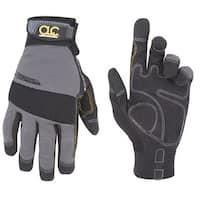 CLC Work Gear 125L Black & Gray Handyman Gloves