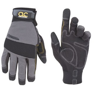 CLC Work Gear 125L Black & Gray Handyman Gloves (3 options available)