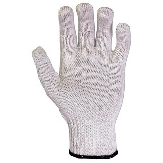 CLC Work Gear 2000 White Knit Men's Work Gloves