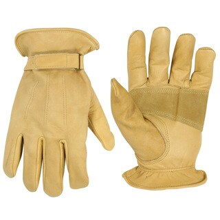 CLC Work Gear 2058L Top Grain Cowhide Driver Men's Work Gloves