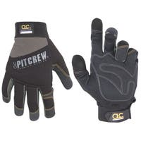 CLC Work Gear 205BL Black & Gray Engine Crew Mechanics Gloves