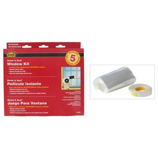 "M-D 04200 62"" X 210"" Shrink & Seal Indoor Window Kits"