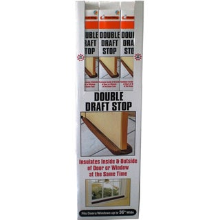 "M-D 04283 84"" X 110"" Shrink & Seal Indoor Window Kits"