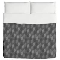 Nuance in Grey Duvet Cover