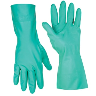 CLC Work Gear 2305L Green Nitrile Glove