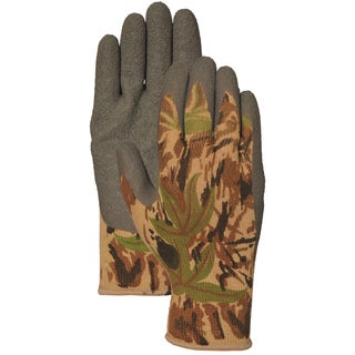 Bellingham Glove C302CAMOS Camo Latex Palm Gloves