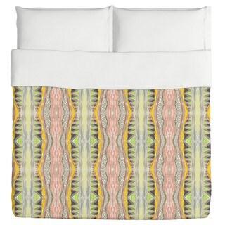 Massai Color Duvet Cover