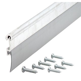 "M-D 08383 36"" Low Boy Thresholds With Vinyl Seal Aluminum"