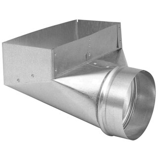"""Imperial Manufacturing Group GV0624-C 3-1/4"""" Galvanized Angle Boot"""