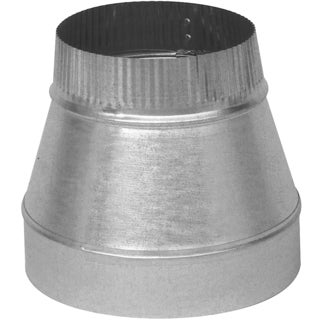 """Imperial Manufacturing Group GV1351 8"""" X 6"""" Galvanized Reducer"""