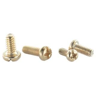 Plumb Craft Waxman 7515000LF Low Lead Assorted Bibb Screws