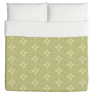 Rose Green Duvet
